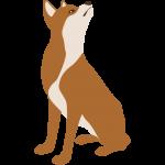 【2018年賀状無料イラスト】犬(干支・戌)